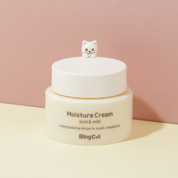 TONY MOLY  Bling Cat Moisture Cream - Mumui