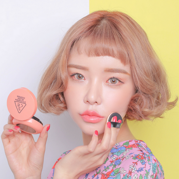 3CE Blush Cushion #PEACH - Mumui