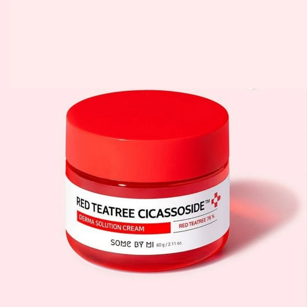 SOME BY MI Red Teatree Cicassoside Final Solution Cream--Mumui