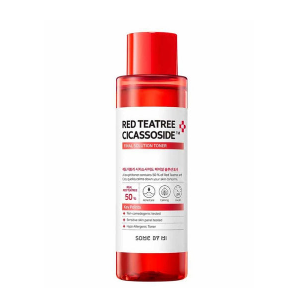 SOME BY MI Red Teatree Cicassoside Final Solution Toner--Mumui