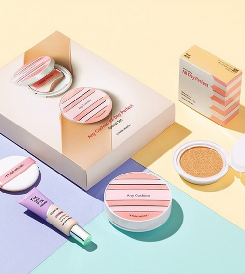 ETUDE HOUSE Any Cushion All Day Perfect Special Set