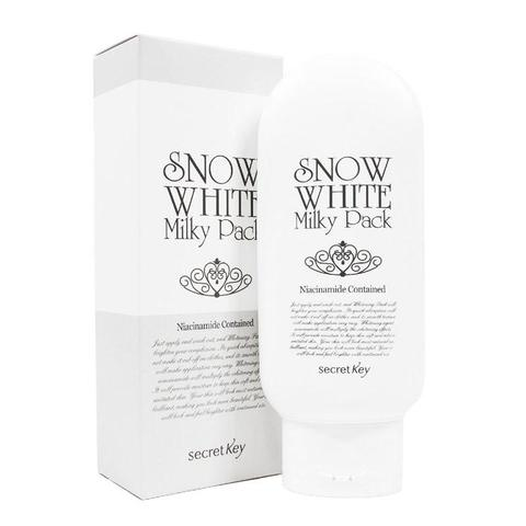 SECRET KEY  Snow White Milky Pack (Corporal) - Mumui