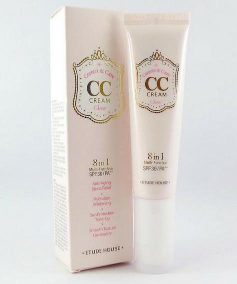 ETUDE HOUSE - CC Cream SPF30/PA+++
