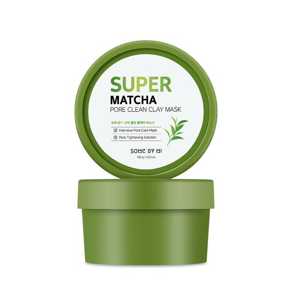 SOME BY MI Super Matcha Pore Clean Clay Mask--Mumui