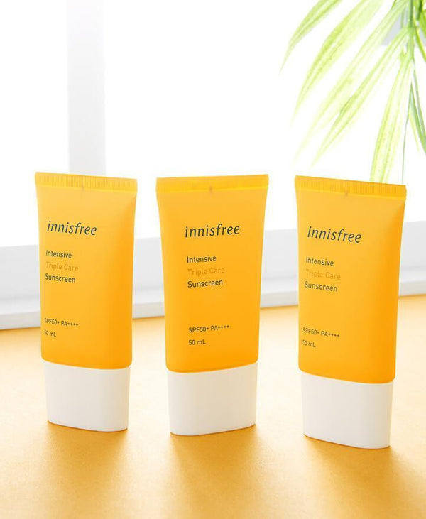 INNISFREE Intensive Triple Care Sunscreen SPF50+ PA+++