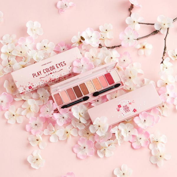 ETUDE HOUSE Play Color Eyes #Cherry Blossom - Mumui