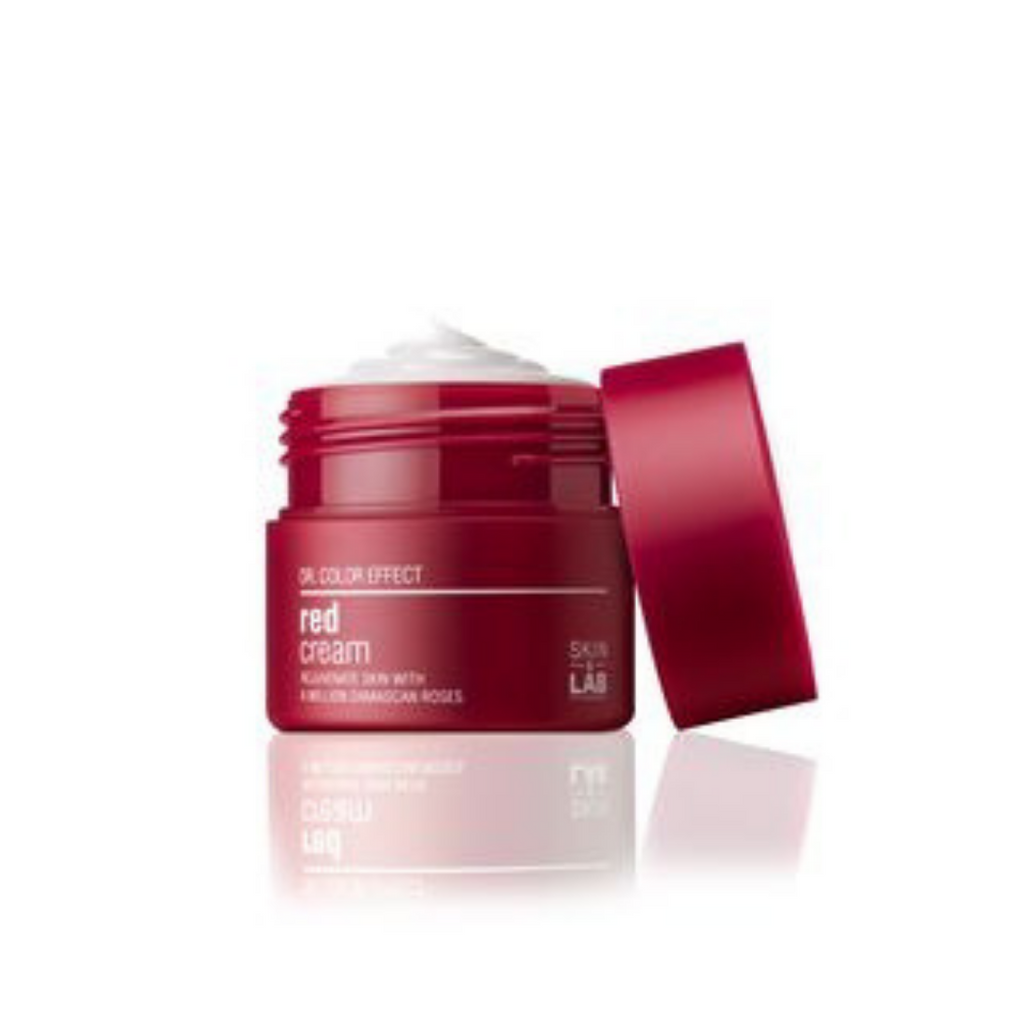SKIN&LAB Dr. Color Effect : Red Cream - Mumui