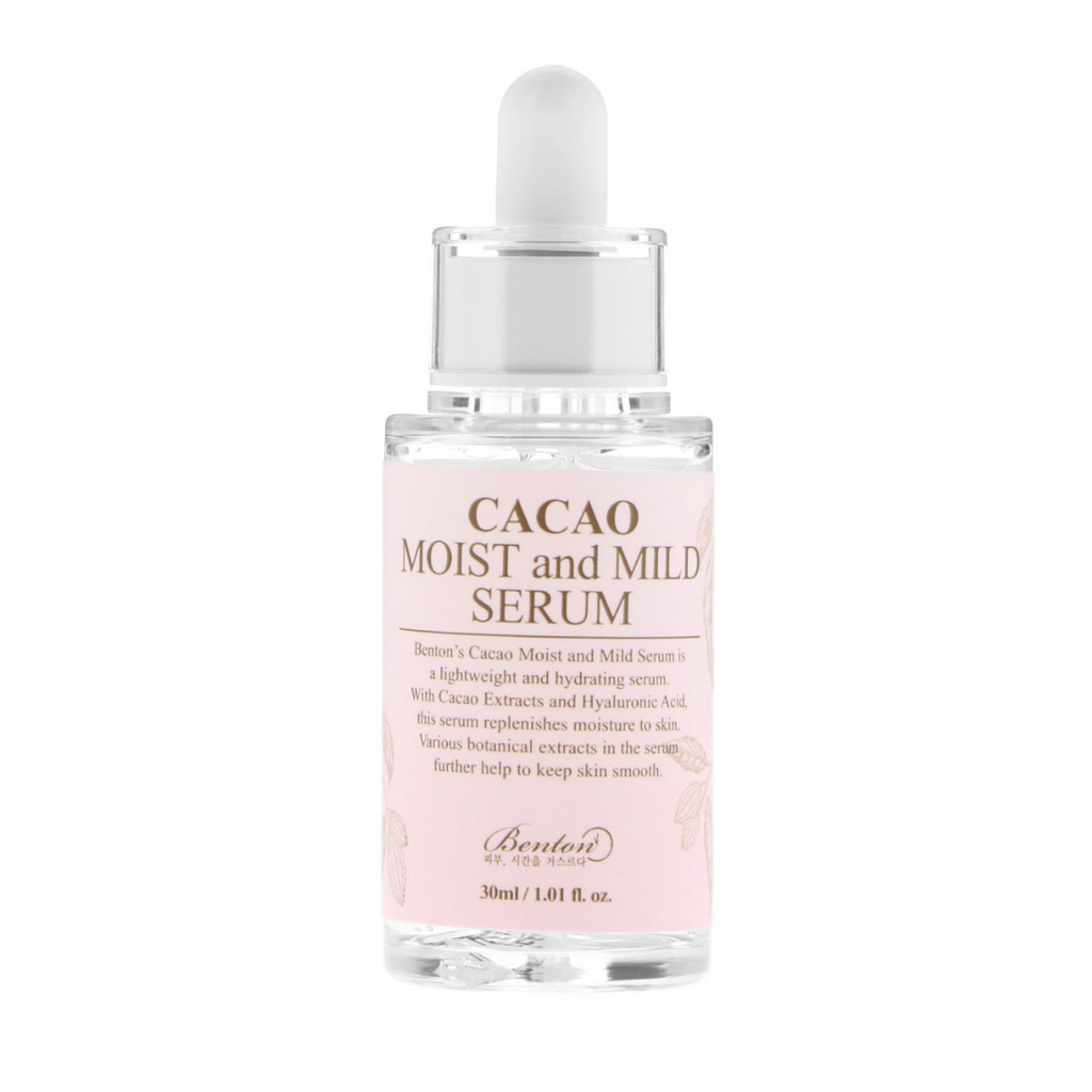 BENTON Cacao Moist and Mild Serum - Mumui
