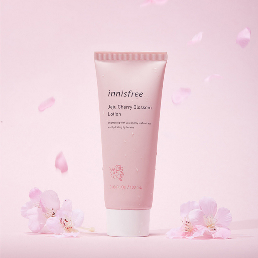 INNISFREE Jeju Cherry Blossom Lotion - Mumui