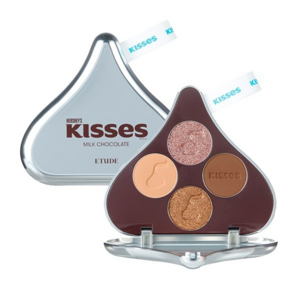 ETUDE HOUSE Play Color Eyes HERSHEY'S KISSES MILK CHOCOLATE--Mumui