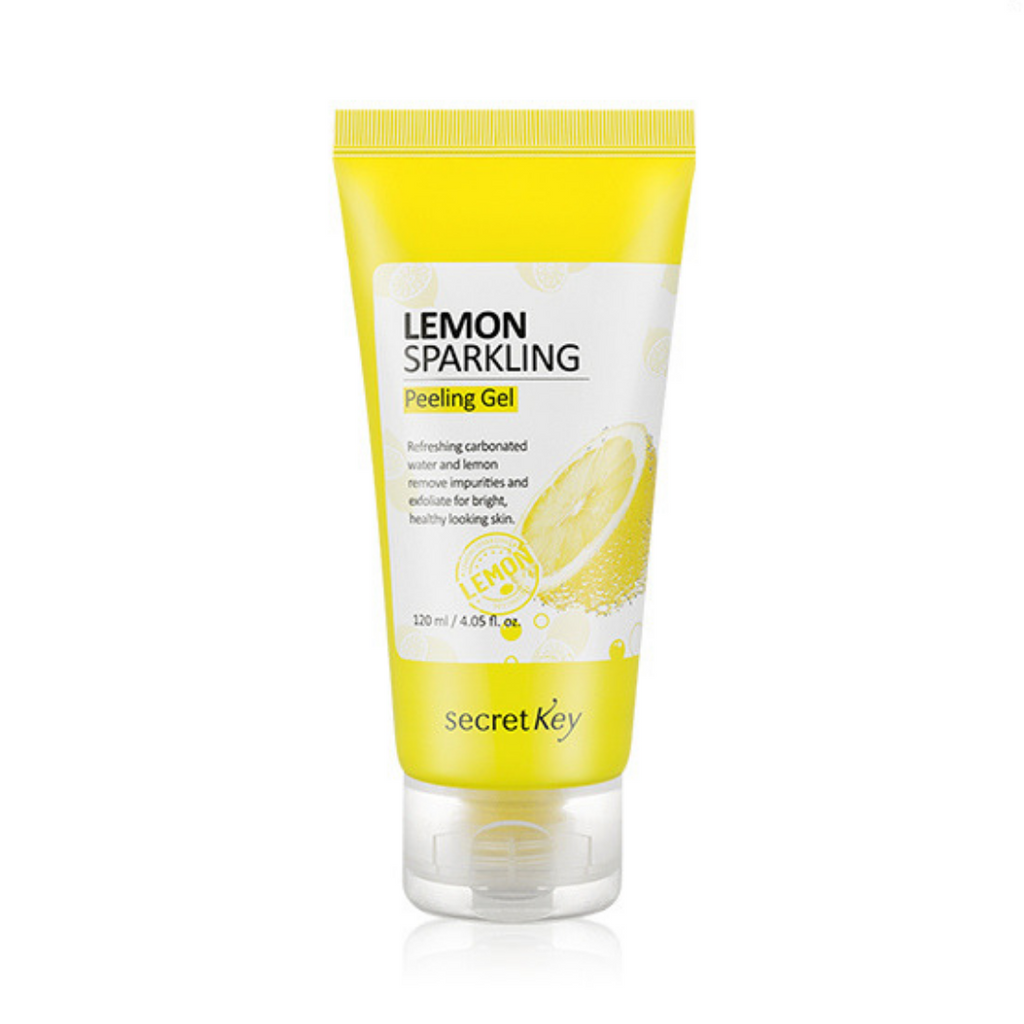 SECRET KEY Lemon Sparkling Peeling Gel - Mumui