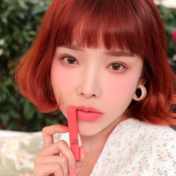 3CE Slim Velvet Lip Color Mood for Blossom Edition #MUSE FILTER - Mumui