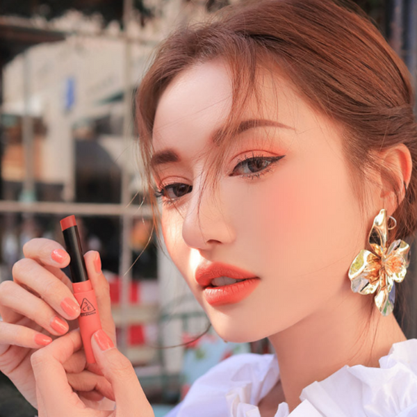 3CE Slim Velvet Lip Color Mood for Blossom Edition #GOTTA SING - Mumui