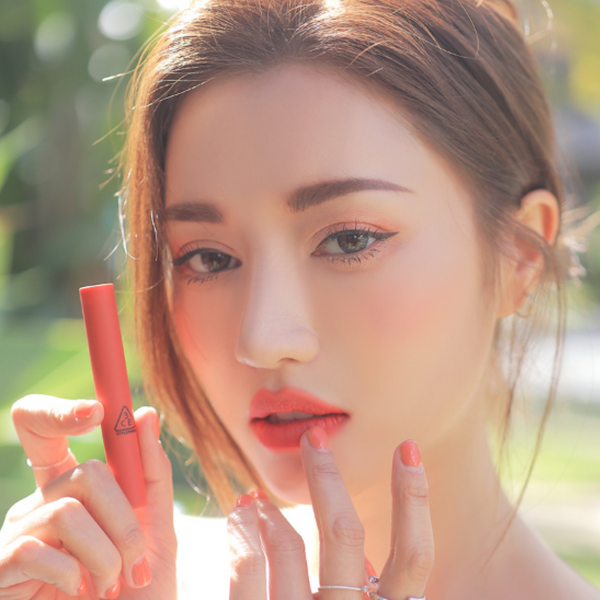 3CE Slim Velvet Lip Color Mood for Blossom Edition #COTTON UP - Mumui