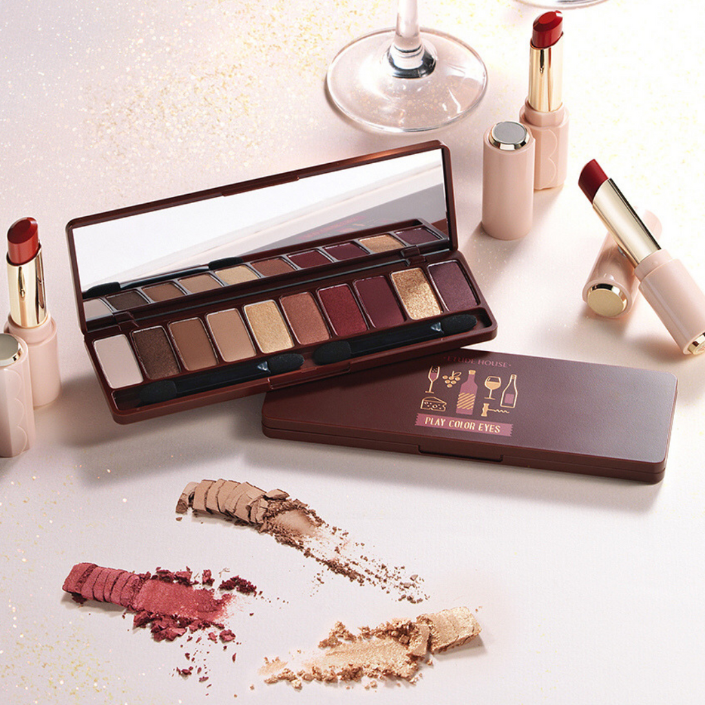 ETUDE HOUSE Play Color Eyes #Wine Party - Mumui