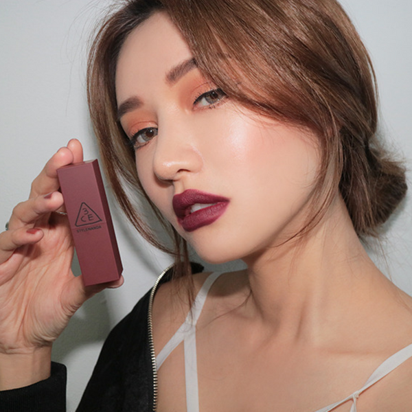 3CE Mood Recipe Matte Lip Color #117 CHICFUL - Mumui
