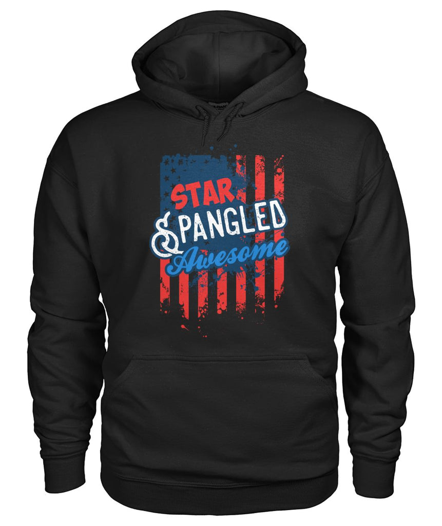 Star Spangled Awesome Hoodie