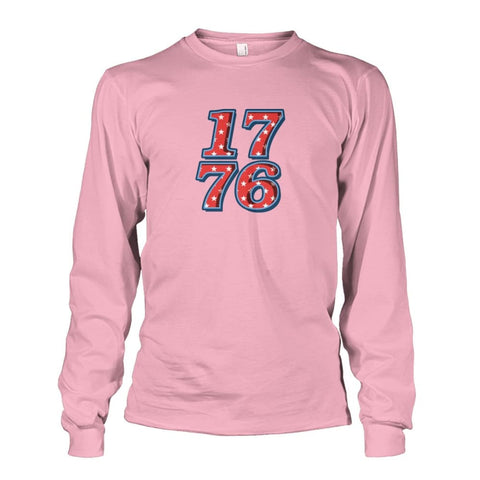 Image of 1776 Long Sleeve - Light Pink / S - Long Sleeves