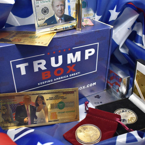 Image of Donald Trump Box 3-Month Subscription