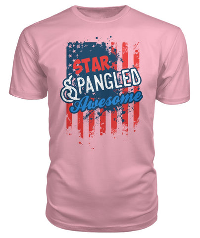 Image of Star Spangled Awesome Premium Tee