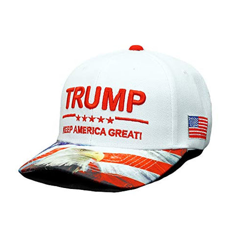 Trump 2020 USA Eagle Embroidery Hat