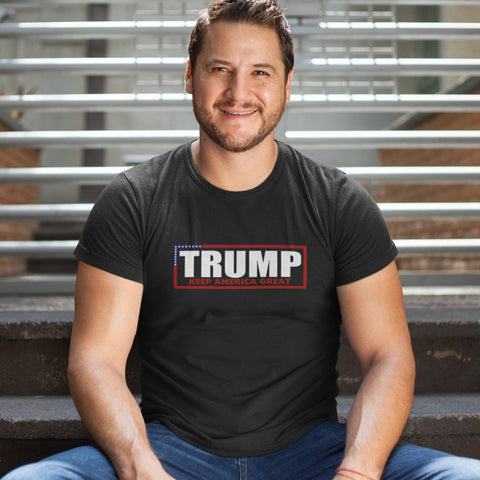 Trump Keep America Great Premium Tee