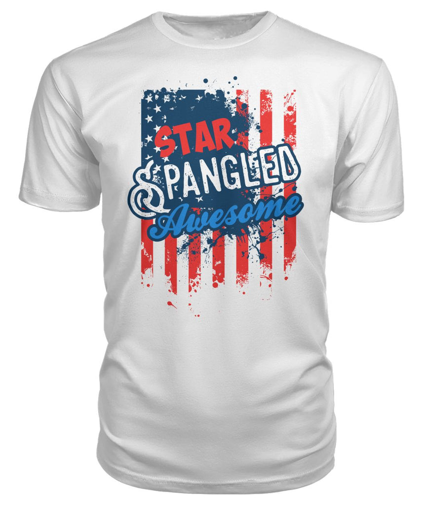 Star Spangled Awesome Premium Tee