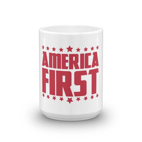 Image of America First Mug