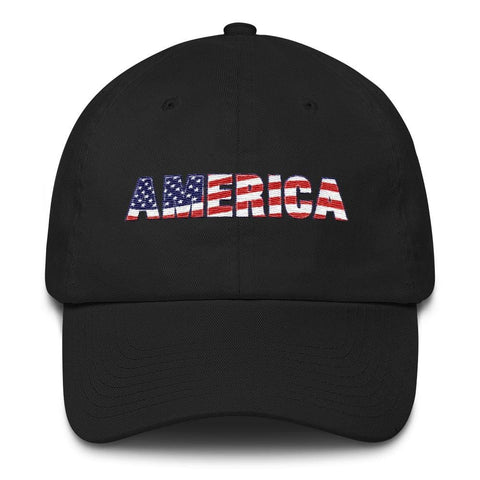 America *MADE IN THE USA* Hat - Royal Blue