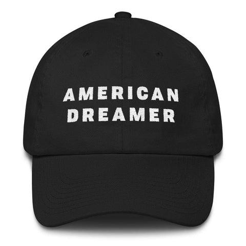 Image of American Dreamer *MADE IN THE USA* Hat - Black