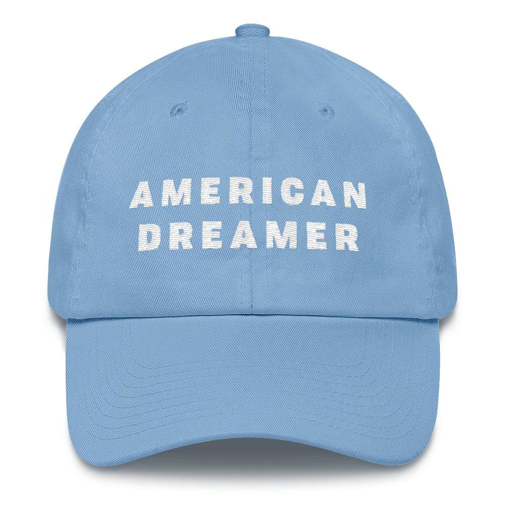 American Dreamer *MADE IN THE USA* Hat - Carolina Blue