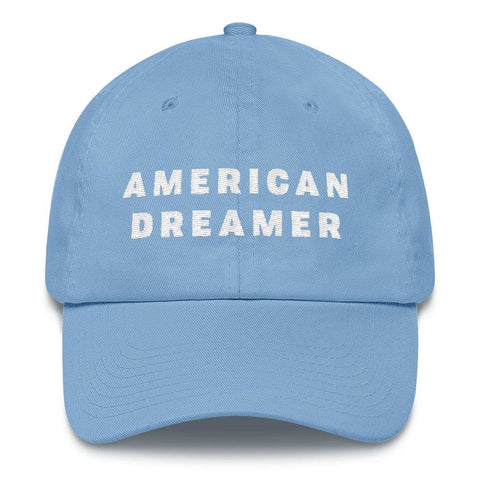 Image of American Dreamer *MADE IN THE USA* Hat - Carolina Blue