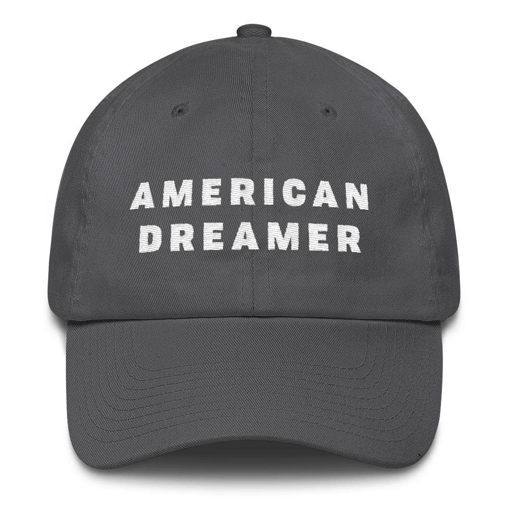 American Dreamer *MADE IN THE USA* Hat - Charcoal