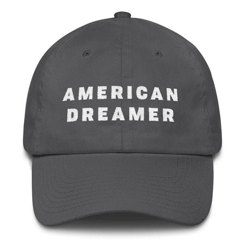 Image of American Dreamer *MADE IN THE USA* Hat - Charcoal