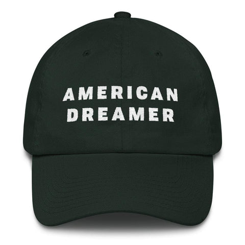 Image of American Dreamer *MADE IN THE USA* Hat - Forest Green
