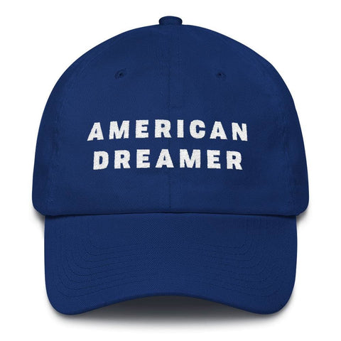 Image of American Dreamer *MADE IN THE USA* Hat - Royal Blue
