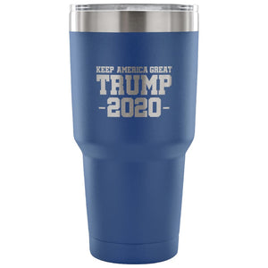 American Greatness KEEP AMERICA GREAT TRUMP 2020 Tumbler (30oz)