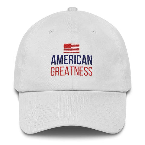 American Greatness *MADE IN THE USA* Hat