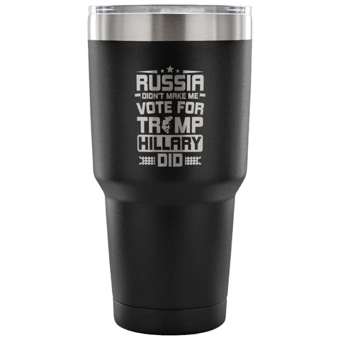 American Greatness THE REASON Tumbler (30oz) - 30 Ounce Vacuum Tumbler - Blue - Tumblers