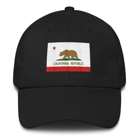 California *MADE IN THE USA* Hat - Forest Green