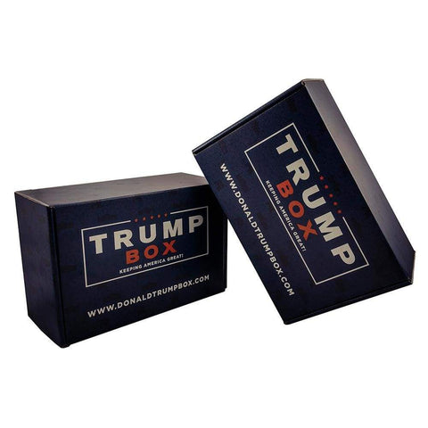 Image of Donald Trump Box