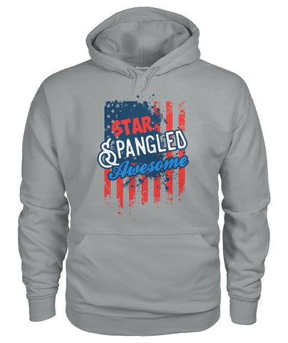 Image of Star Spangled Awesome Hoodie
