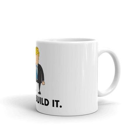 Image of Just Build It Mug - 11oz