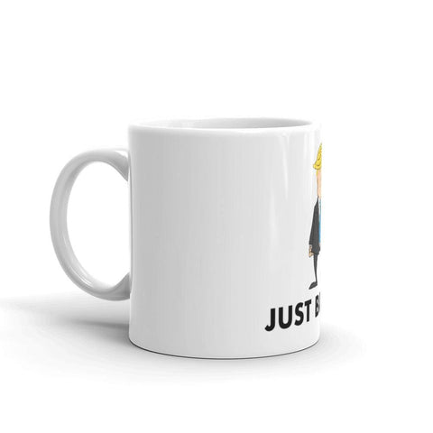 Image of Just Build It Mug
