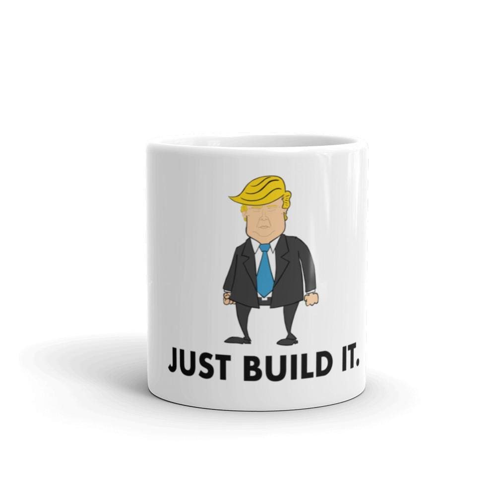 Just Build It Mug
