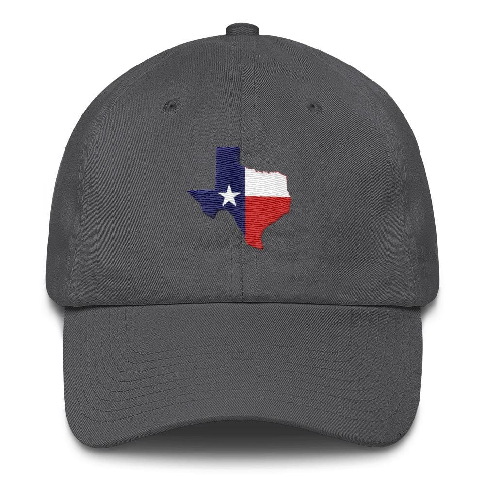Texas *MADE IN THE USA* Hat - Charcoal