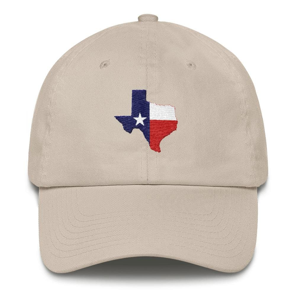 Texas *MADE IN THE USA* Hat - Stone