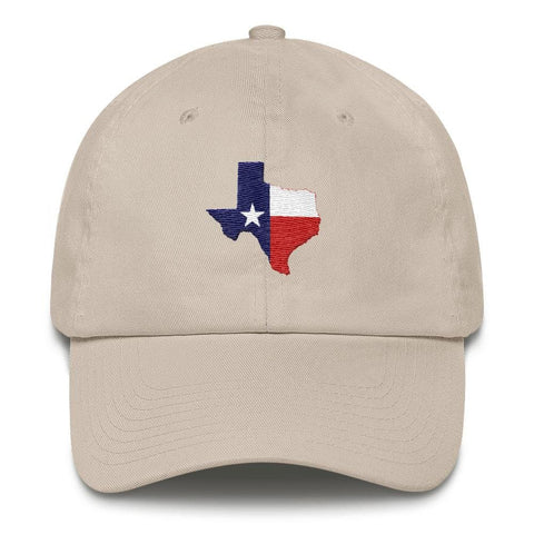 Image of Texas *MADE IN THE USA* Hat - Stone