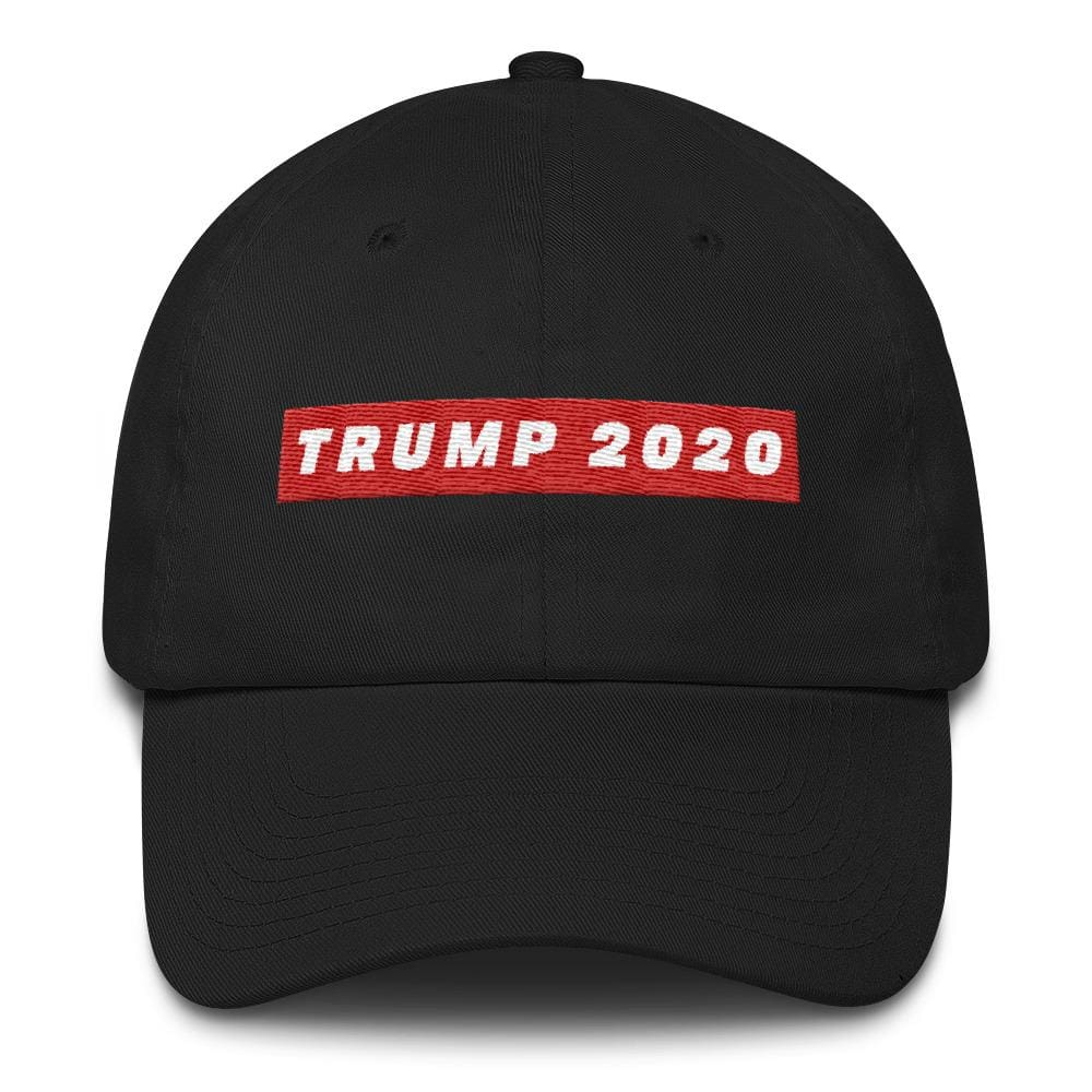 TRUMP 2020 *MADE IN THE USA* Hat - Black