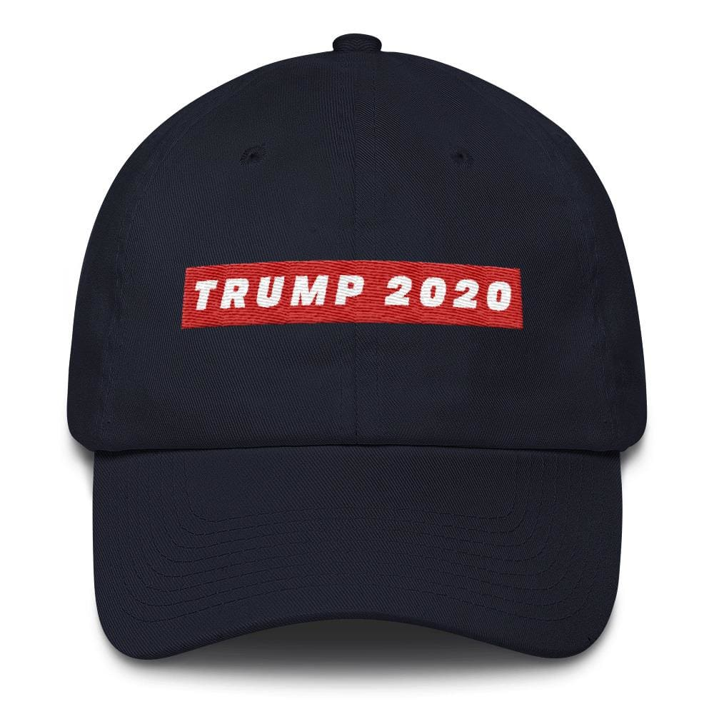 TRUMP 2020 *MADE IN THE USA* Hat - Navy